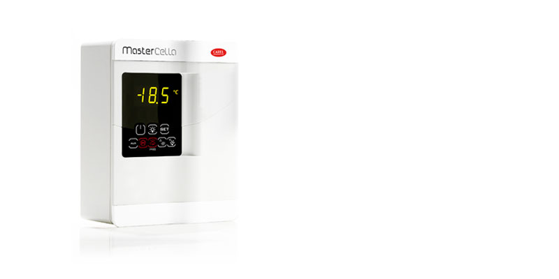 MasterCella, cold rooms temperature controller