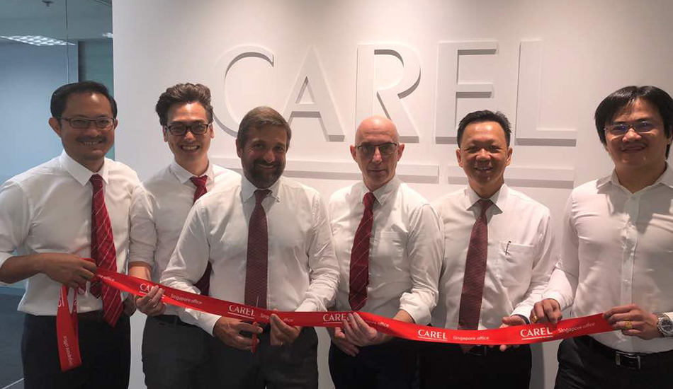 New regional sales office in Singapore